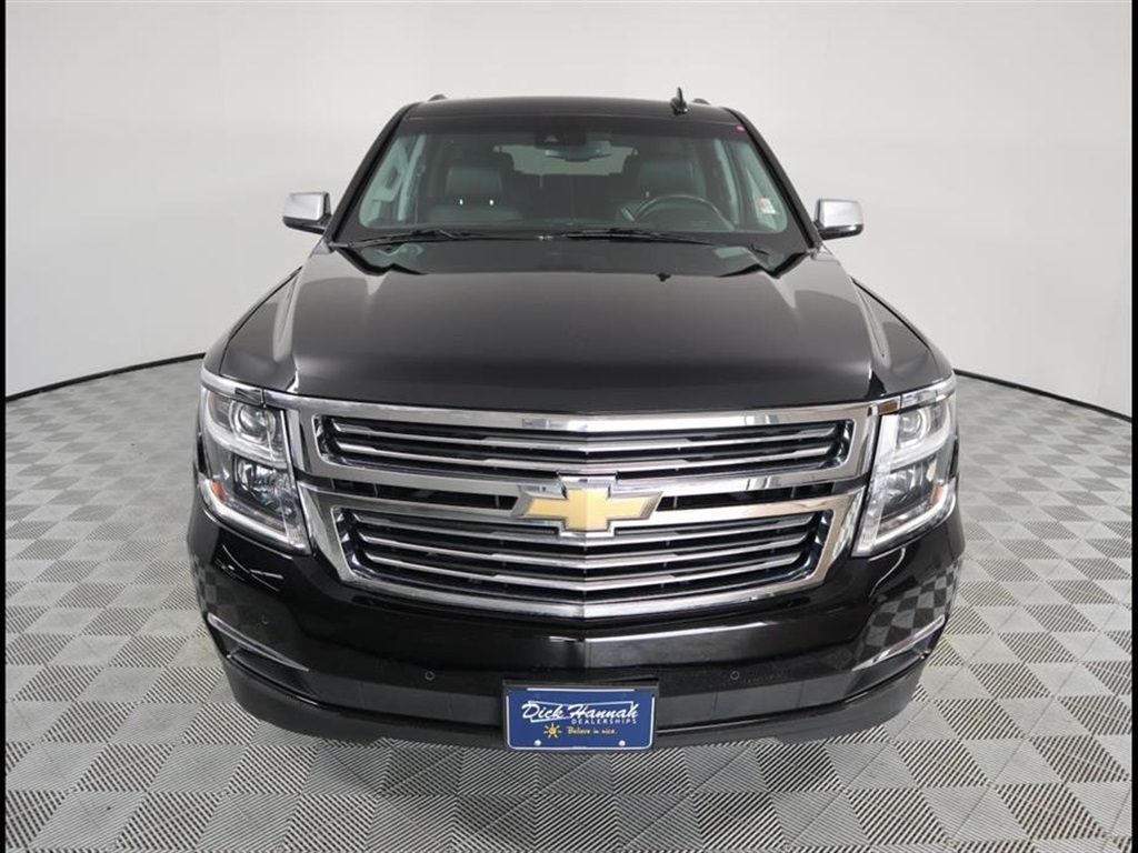 Pre Owned 2016 Chevrolet Tahoe Ltz 4d Sport Utility In Vancouver 2015 Chevy Chrome Roof Rack