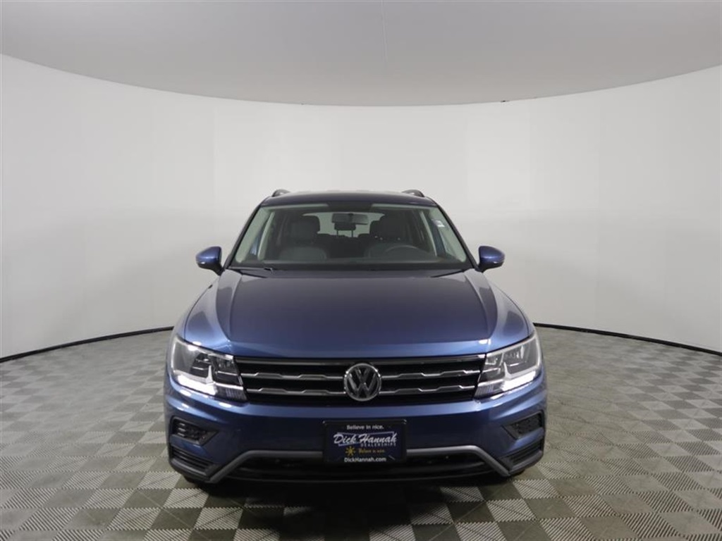 New 2019 Volkswagen Tiguan S with 4MOTION®