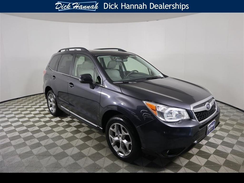 Pre-Owned 2016 Subaru Forester 2.5i Touring